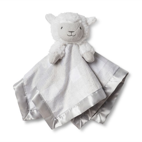 Security Blanket Lamb - Cloud Island™ Cream   Target 5f0404b6f