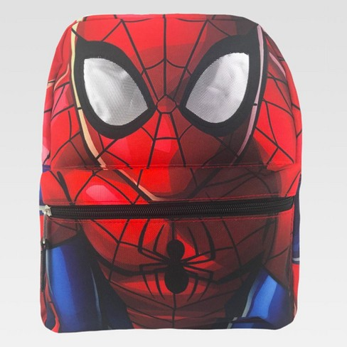 "Spider-Man 12"" Kids' Mini Backpack - Red - image 1 of 4"