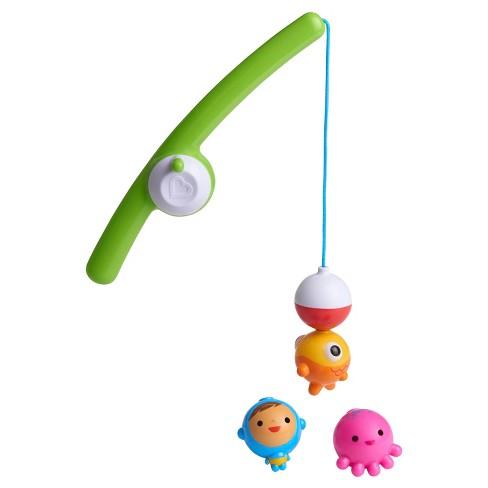 Munchkin Fishin' Bath Toy - image 1 of 4