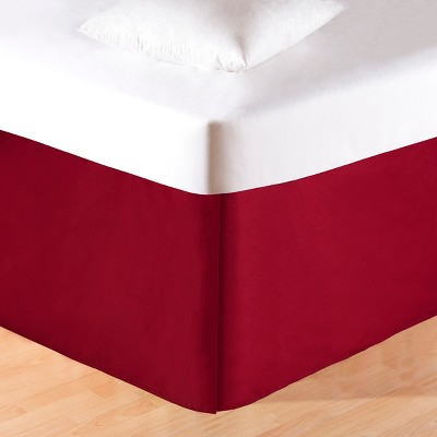 C&F Home Solid Bed Skirt