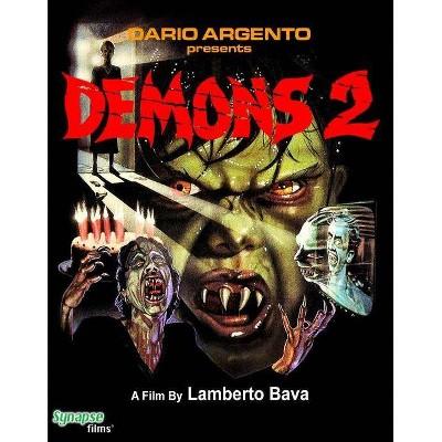 Demons 2: The Nightmare Returns (Blu-ray)(2014)