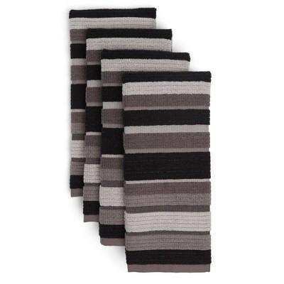 4pk Cotton Lino Kitchen Towel Set - Town & Country Living