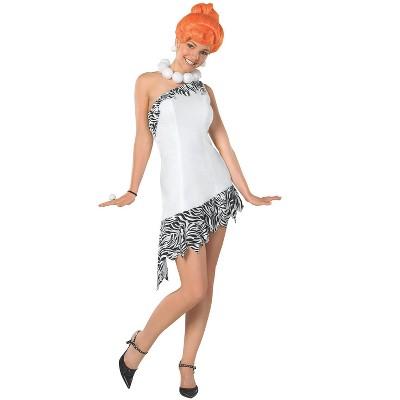 The Flintstones The Flintstones Wilma Flintstone Teen Costume