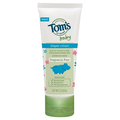 Tom's of Maine 3oz Diaper Rash Treatment