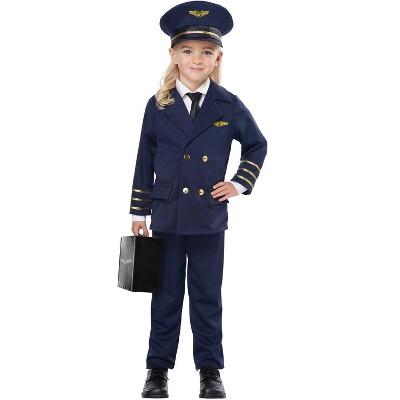 California Costumes Pint Sized Pilot Toddler Costume
