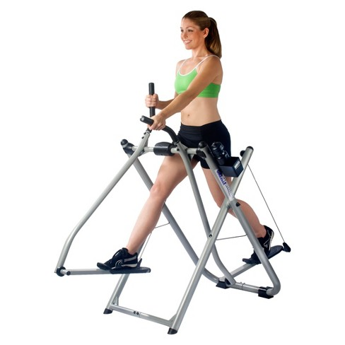 Gazelle Exercise Machine >> Gazelle Freestyle Exercise System For Toning And Strengthening With Workout Dvd White