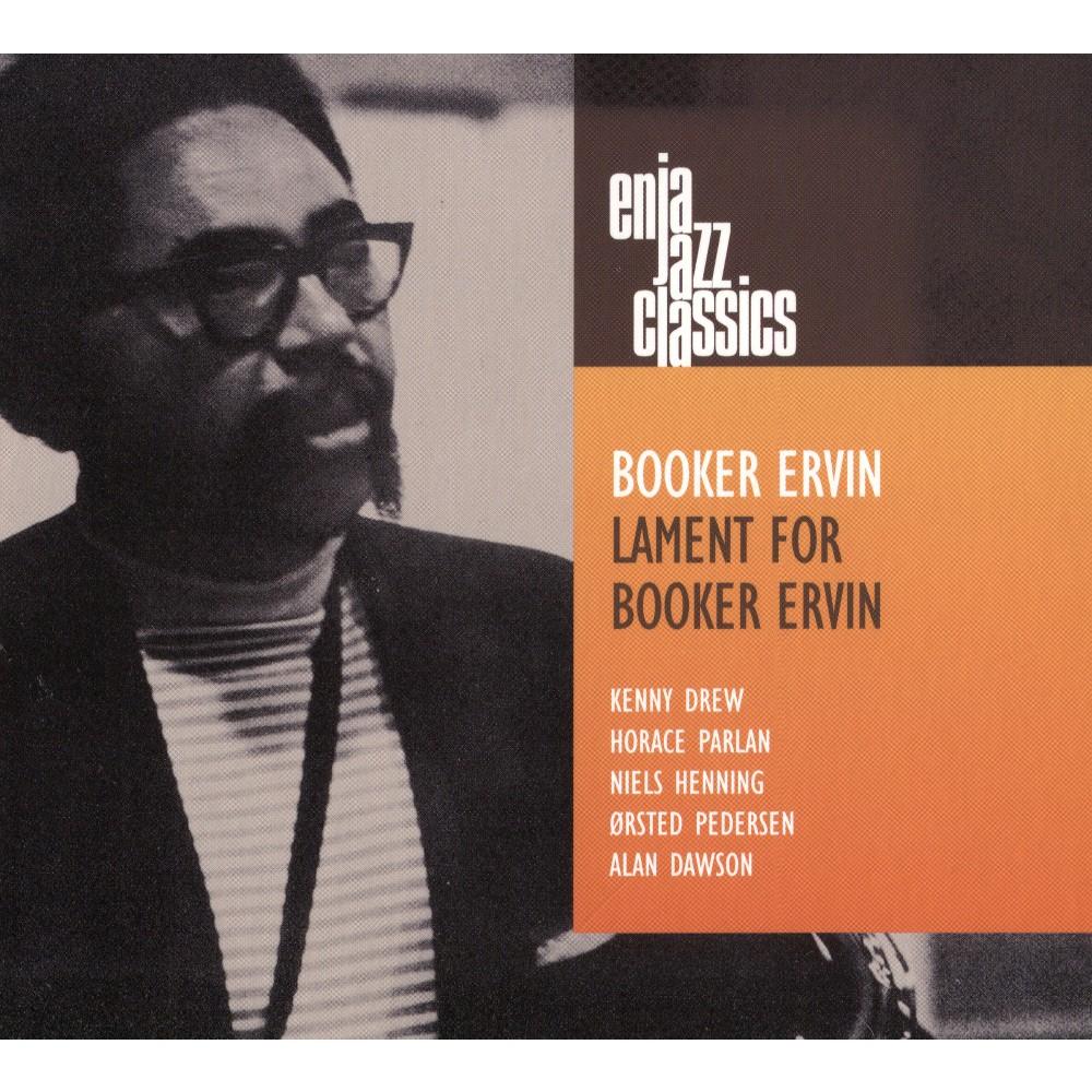 Booker Ervin - Lament For Booker Ervin (CD)