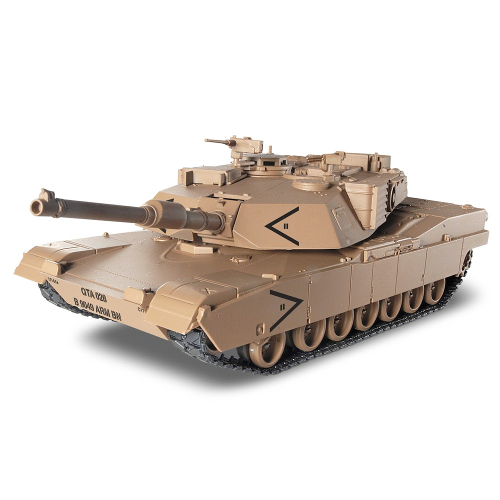 Revell Snap Tite Max Abrahms M1A1 Tank