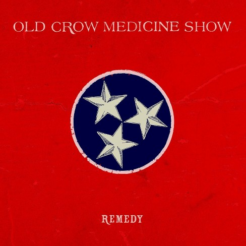Old crow medicine sh - Remedy (CD) - image 1 of 1