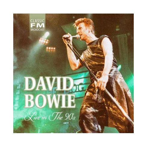 David Bowie - Live In The 90s (CD) - image 1 of 1