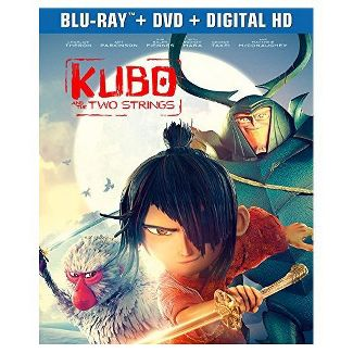 Kubo and the Two Strings (Blu-ray + DVD + Digital)
