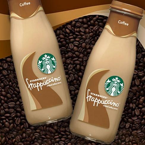 00d35017fb6d Starbucks Frappuccino Chilled Coffee Drink - 13.7 fl oz Glass Bottle