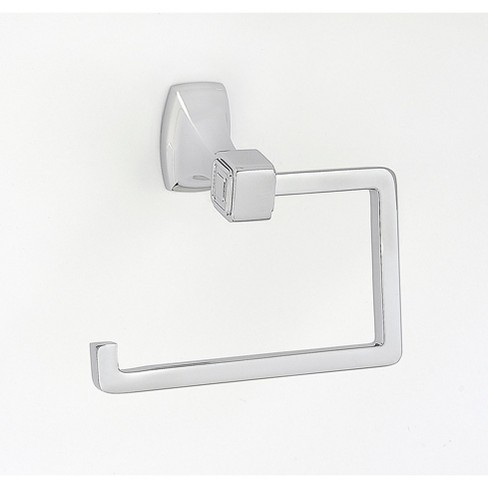 """Alno A6566 Cube 5-1/2"""" Wide Horizontal Tissue Holder - image 1 of 1"""