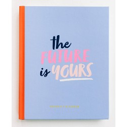 The Future Is Yours Planner - Start Today by Rachel Hollis (Target Exclusive) (Hardcover)