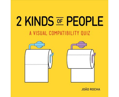 2 Kinds of People : A Visual Compatibility Quiz (Paperback) (Jou00e3o Rocha) - image 1 of 1