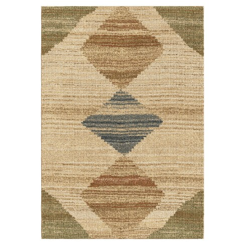 New Horizons Eastern Plain Woven Rug - Orian Woven Rugs - image 1 of 4