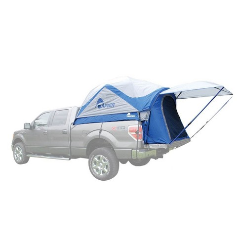 Napier Sportz 57044 6.2 Foot Easy Setup Compact Regular Truck Bed Tent, Blue - image 1 of 4