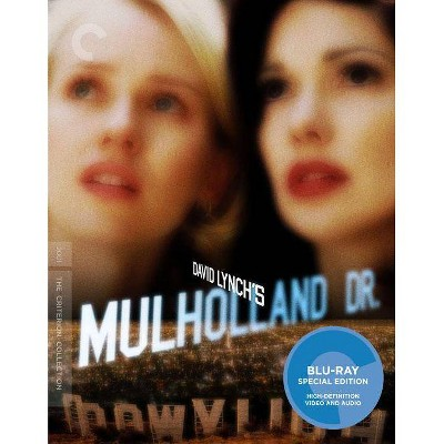 Mulholland Dr. (Blu-ray)(2015)
