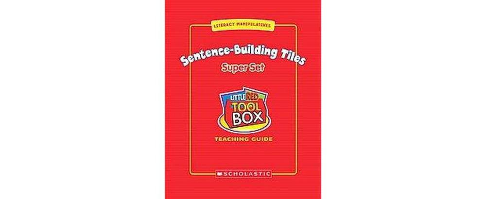 Scholastic Sentence-Building Tiles Super Set (Teacher's G...