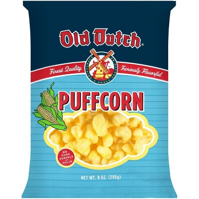 Old Dutch Puffcorn Curls - 9oz