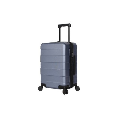 """Hardside 20"""" Carry On Spinner Suitcase Blue - Made By Design™"""