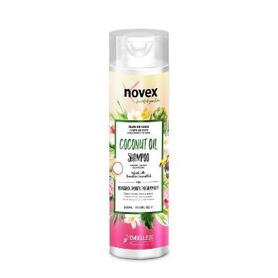 Novex Coconut Oil Shampoo - 10.1fl oz