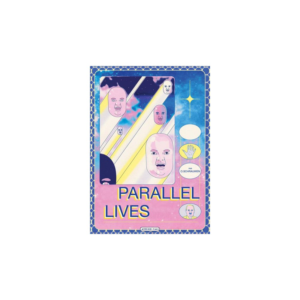 Parallel Lives - by O. Schrauwen (Paperback)