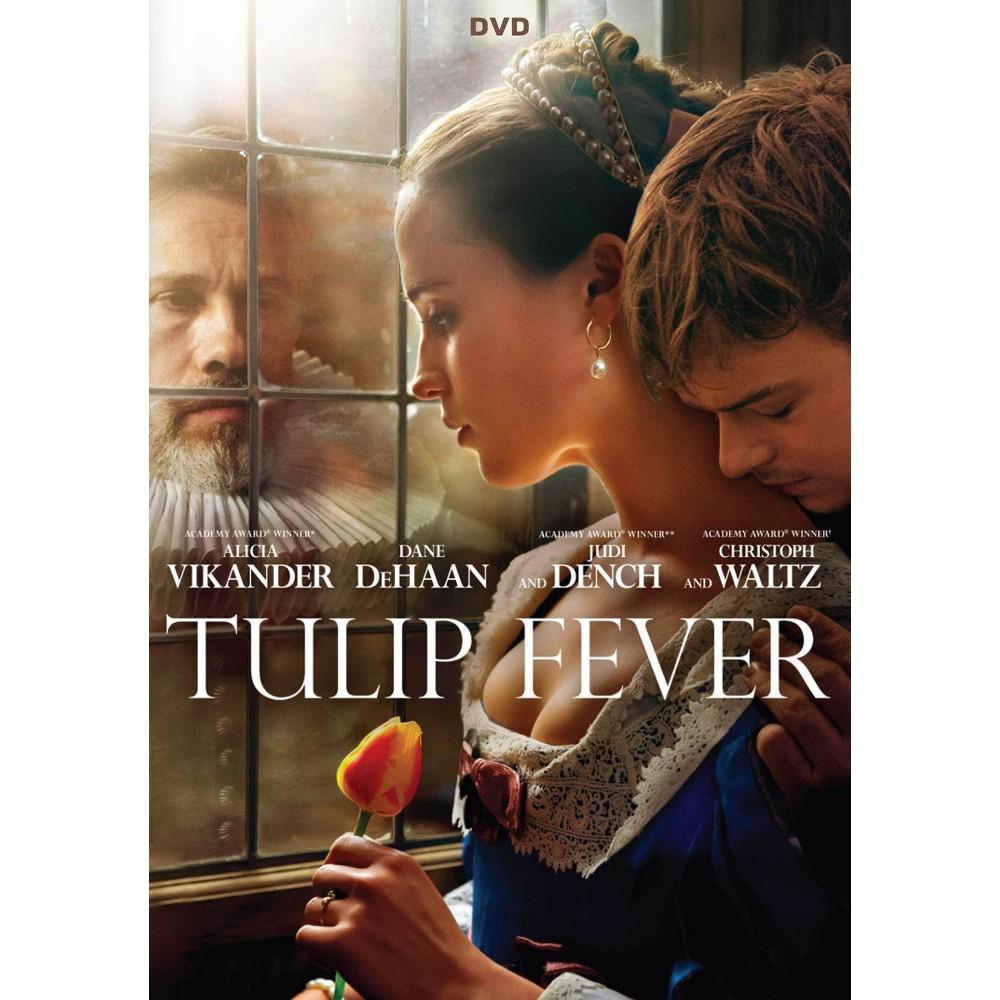 Tulip Fever Dvd