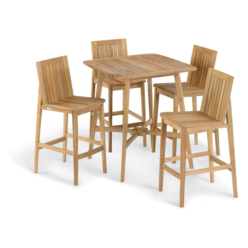 "Image of ""5pc Islay 36"""" Square Bar Set - Oxford Garden"""