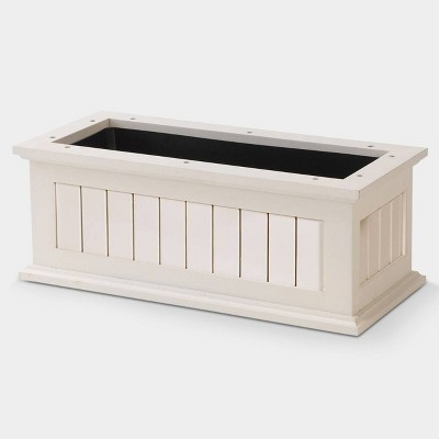 Nantucket Rectangular Window Box - DMC Products