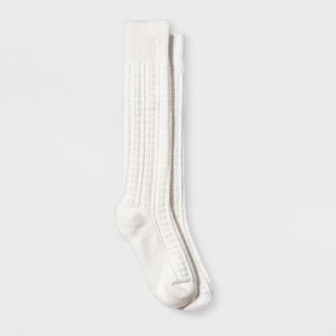 7c9e5de088c Women s Super Soft Knee High Boot Socks - Universal Thread™ One Size ...