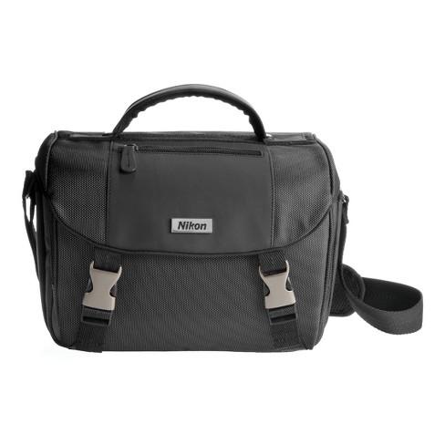 Nikon D3400 D-SLR 2-Lens Kit 24.2MP with Bag - Black (13537)