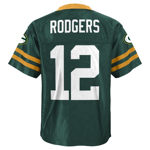 online store 1498f 1157a Green Bay Packers Toddler Boys' Player Jersey - 2T