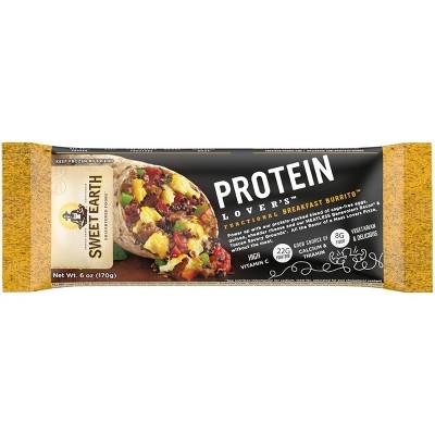 Sweet Earth Protein Lovers Frozen Breakfast Burrito - 6oz