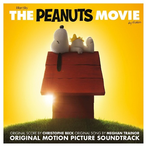 Peanuts Movie Soundtrack - image 1 of 1
