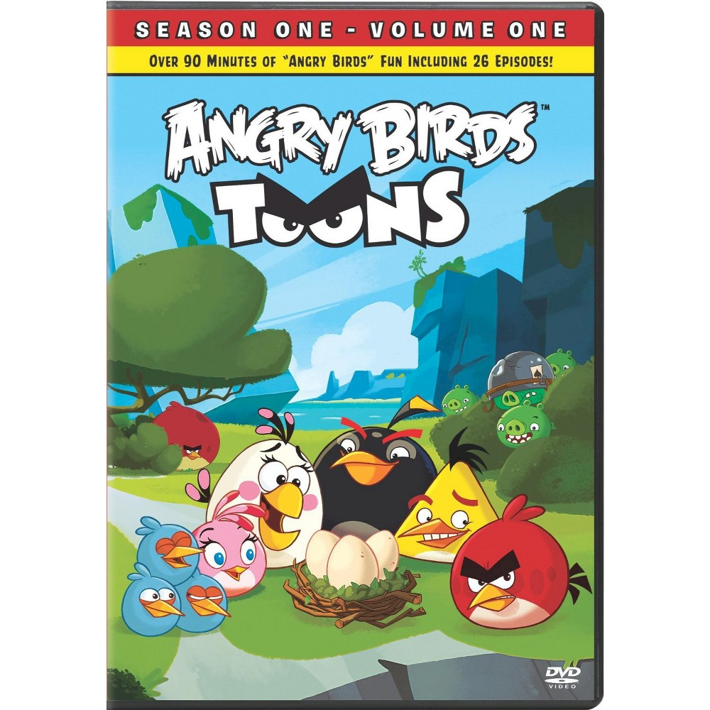 Angry Birds Toons, Vol. 1