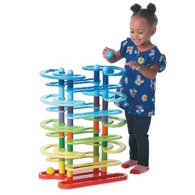 MindWare Rainbow Roller Ball Track - Early Learning