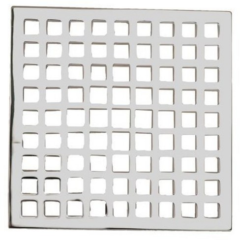 """Newport Brass 233-601 6"""" Square Shower Drain Grid - image 1 of 1"""