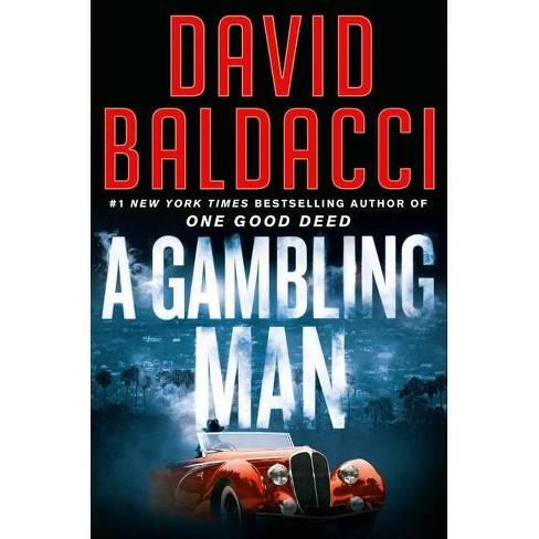 A Gambling Man - (An Archer Novel) by David Baldacci (Hardcover) - image 1 of 1