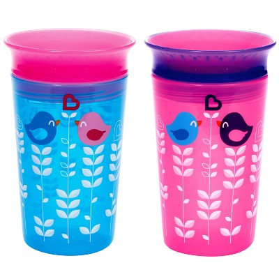 Munchkin Miracle 360 Sippy Cup - 2pk