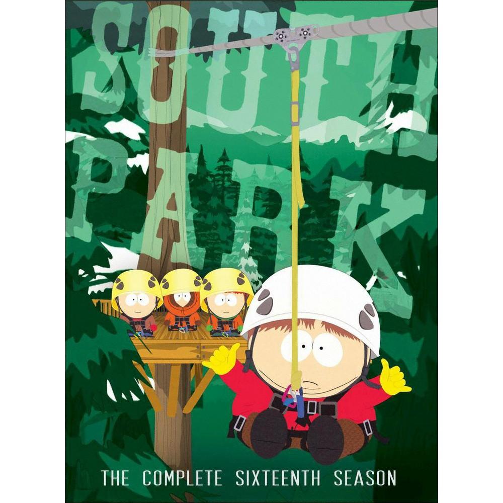 South Park: Season 16 (3 Discs) (DVD) Promos