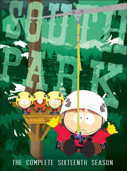 South Park: Season 16 [3 Discs] - image 1 of 1