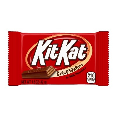 Kit Kat Chocolate Candy Bar - 1.5oz
