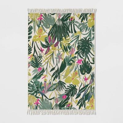 7' x 10' Jungle Outdoor Rug - Opalhouse™