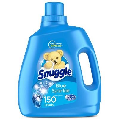 Snuggle Ultra Blue Sparkle Laundry Additive - 120oz