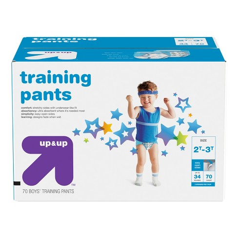 Boys' Training Pants Giga Pack (Select Size) - Up&Up™ - image 1 of 4