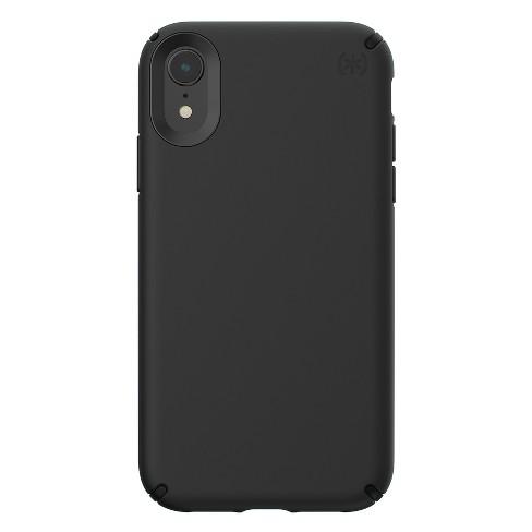 the latest 71bf0 c05f5 Speck Apple iPhone XR Presidio Pro Case - Black