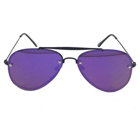 6687581c77 Women s Aviator Sunglasses - Wild Fable™ Black   Target