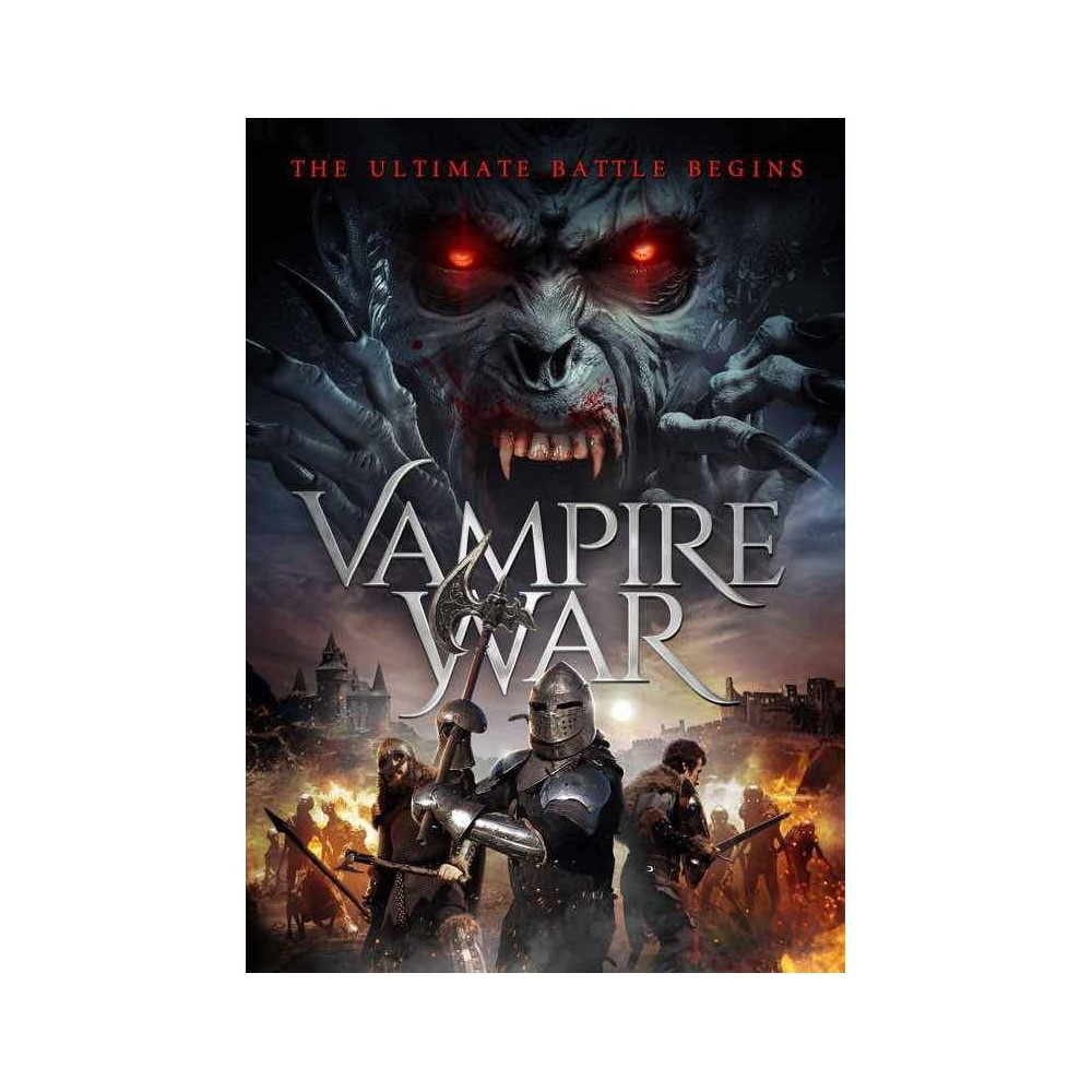 Vampire War Dvd 2020