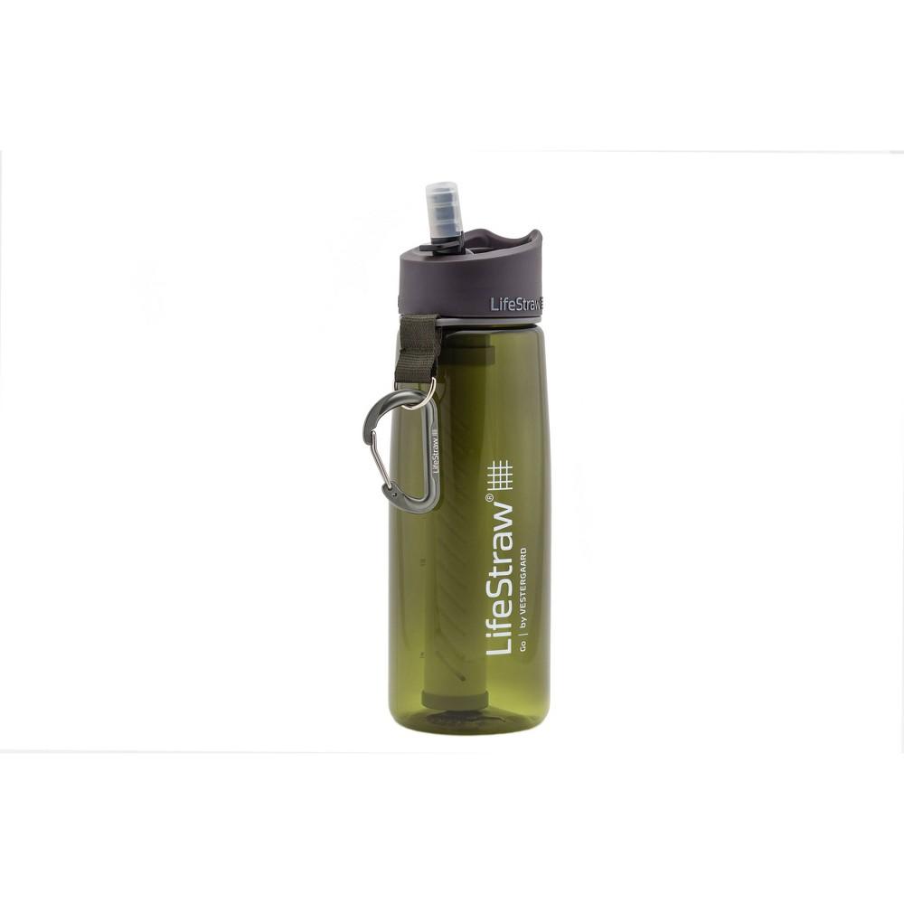 Lifestraw Go Water Filter Bottle Green